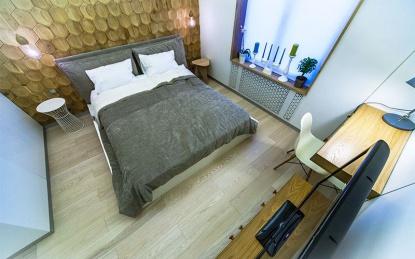 Сотовая спальня