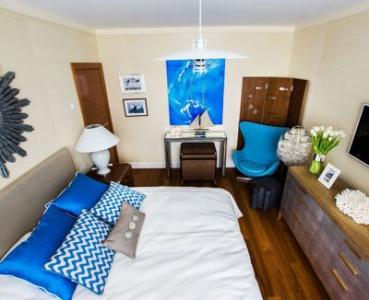 Спальня с видом на отпуск
