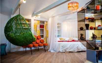 Комната ее мечты