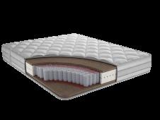 Матрас с независимым пружинным блоком Орто Ф3 80x180,190,195,200