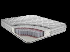 Матрас с независимым пружинным блоком Солар Ф3 80x180,190,195,200