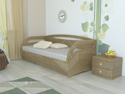 Кровати серии Ника Ника Донго Плюс