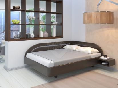 Парящие кровати серии Аста Аста Румо левое