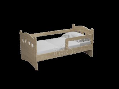Детские кроватки из массива дерева Мишутка