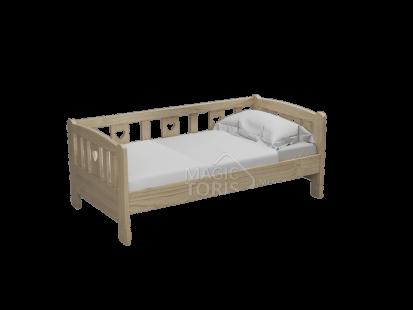 Детские кроватки из массива дерева София
