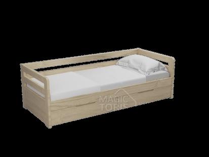 Детские кроватки из массива дерева Мила