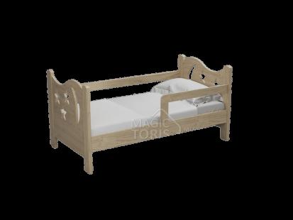 Детские кроватки из массива дерева Ночка