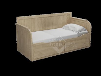 Детские кроватки из массива дерева Лена