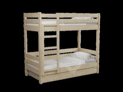 Детские кроватки из массива дерева Мария