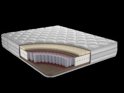 Матрасы с независимым пружинным блоком Модус Плюс Ф3