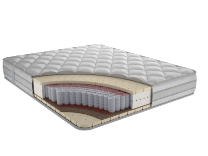Матрасы с независимым пружинным блоком Триумф Ф1
