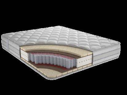 Матрасы с независимым пружинным блоком Триумф Плюс Ф2
