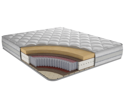 Матрасы с независимым пружинным блоком Респект М1