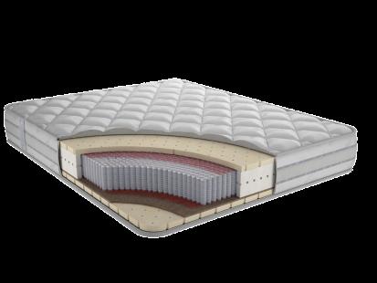 Матрасы с независимым пружинным блоком Эгоист Ф3