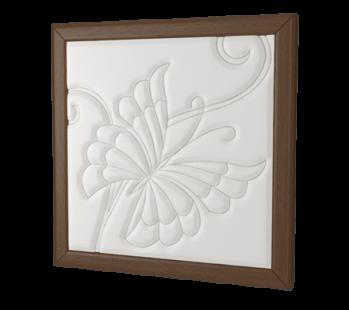 Декоративные панно Панно 45х45 Бабочка
