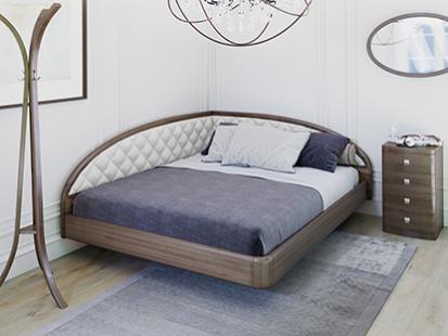 Кровати серии Мати Мати Тинто левое