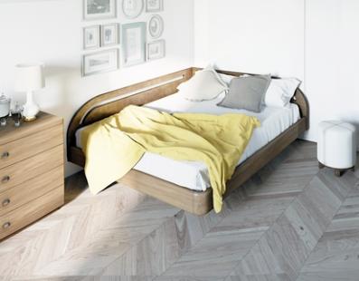 Кровати серии Мати Мати Румо левое