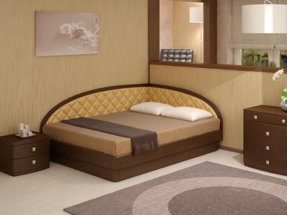 Кровати с подъемным механизмом «Юма» Юма Тинто левое