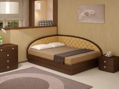 Кровати с подъемным механизмом «Юма» Юма Тинто правое