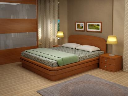 Кровати серии Эва Лата Теро