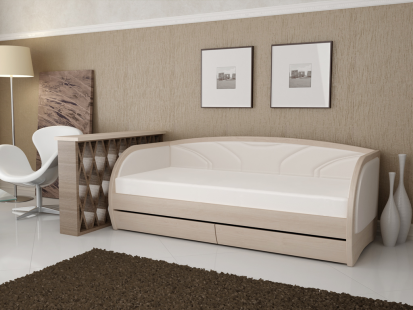 Кровати серии Ника Ника  Луар