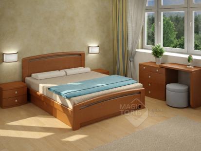 Кровати серии Тиана Тиана Монти Плюс