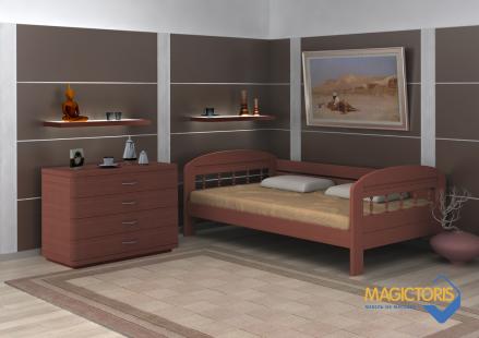 Кровати серии Тора 105 Тора 105