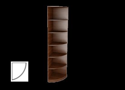 Модуль E5 R левый, радиусный