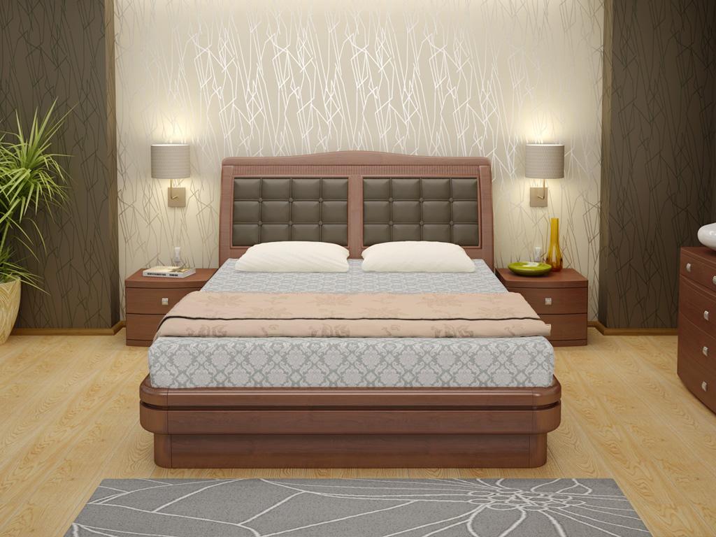 Кровать экокожа интернет магазин москва