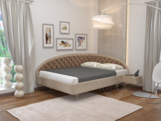 Кровать АСТА Тинто левое 90x180,190,200
