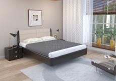Кровать АСТА  Милето 90x180,190,200
