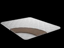 Тонкий матрас Кокос 80x180,190,195,200