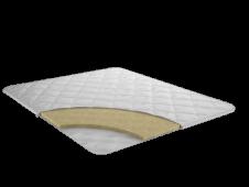 Беспружинный матрас Сонет 80x180,190,195,200