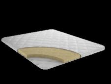 Тонкий матрас Инициал 80x180,190,195,200