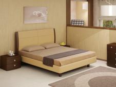 Кровать из массива дерева  распродажи